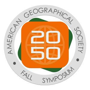 This year's Fall Symposium: Geography 2050- Powering Our Future Planet